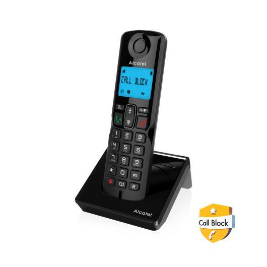 Ασύρματο τηλέφωνο με δυνατότητα αποκλεισμού κλήσεων S250