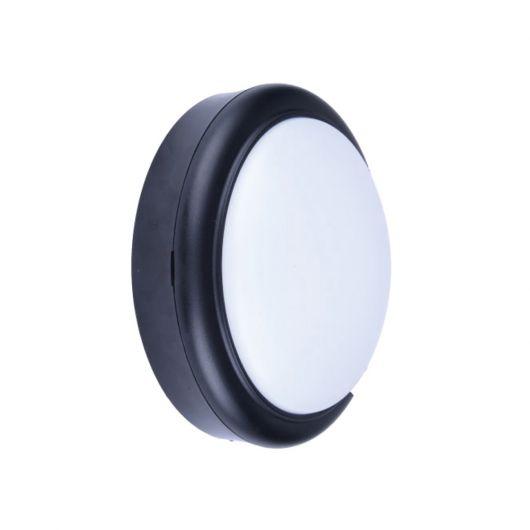 Φωτιστικό LED Εξωτερικού Χώρου Στογγυλό BL111-8W-C Μαύρο