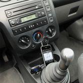 Fm transmitter αυτοκινήτου - Αντάπτορας μουσικής FMCT05B